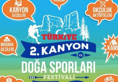 Kanyon ve Doğa Sporları Festivali