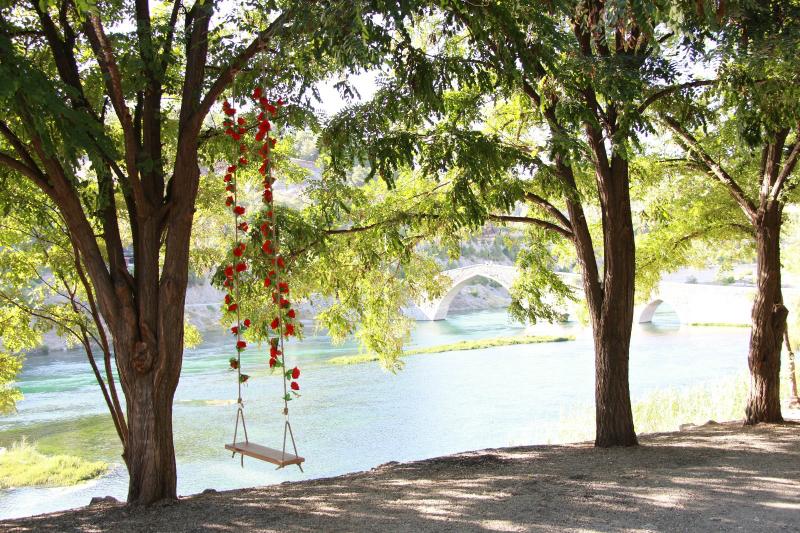 Fotoğraf: (@muennesmavi) Kahramanmaraş/Ceyhan Nehri