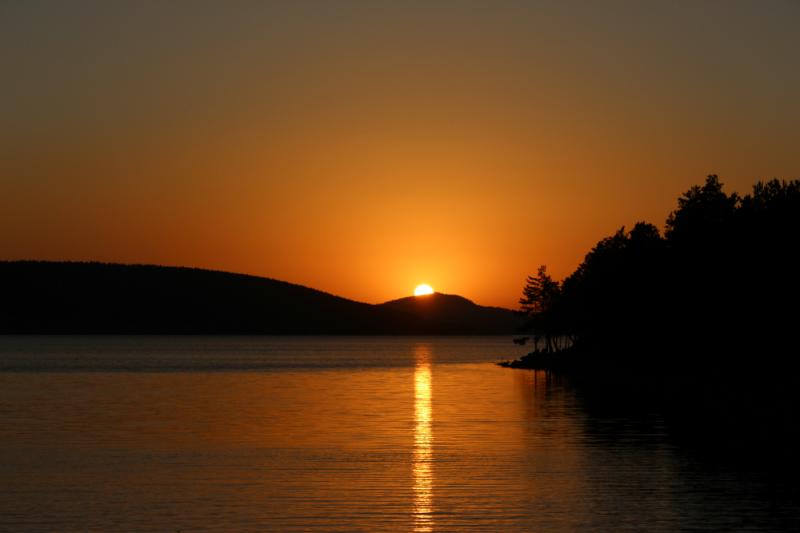 (Mavi Ay Durağı, Bolu-Seben Gölü)