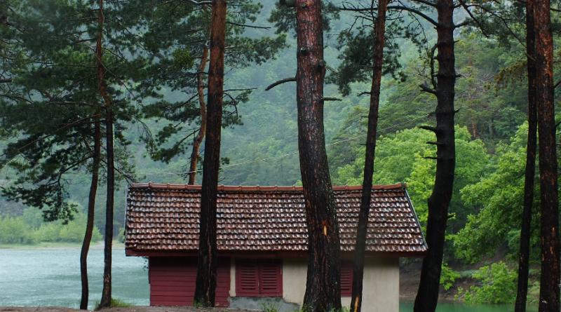 borabay gölü amasya taşova