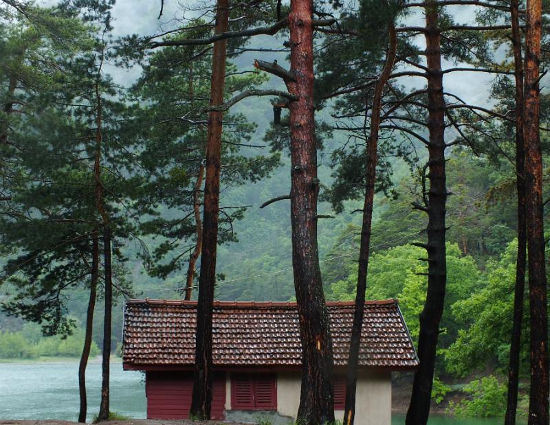 Borabay Gölü, Taşova, Amasya