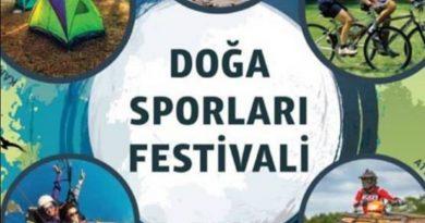 Doga sporlari festivali nilüfer