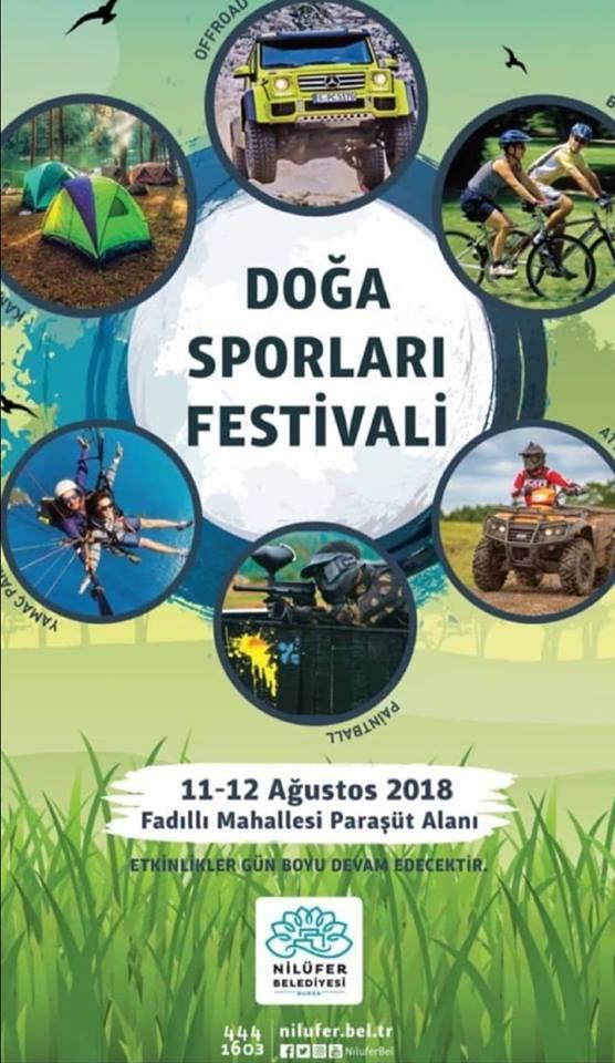 Nilüfer Doğa Sporları Festivali
