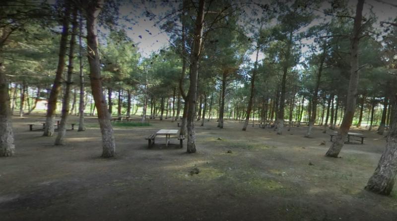 Yedikır Barajı Piknik Alanı