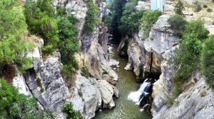dokuzoluk kanyonu adana