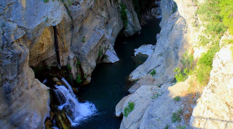 körkün kanyonu