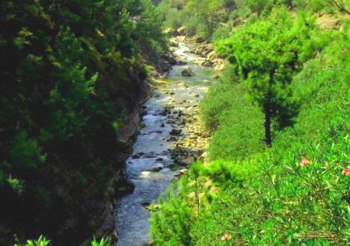 korkun-kanyonu-karaisalı-korkun-selalesi-korkun-cayı