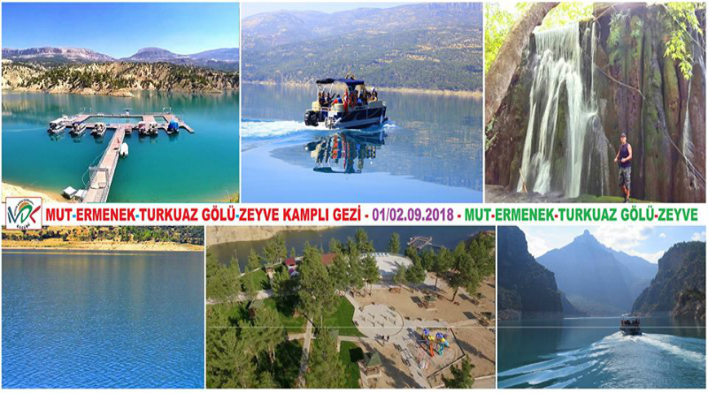 turkuaz gölü zeyve