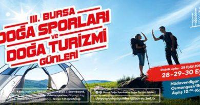 doğa sporları ve doğa turizm günleri