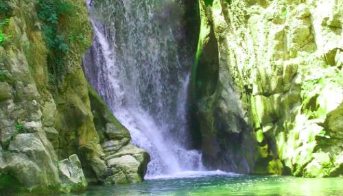 bursa-cennet-kanyonu-yenisehir
