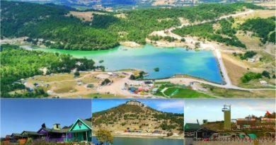 Gürsu Ericek gölü