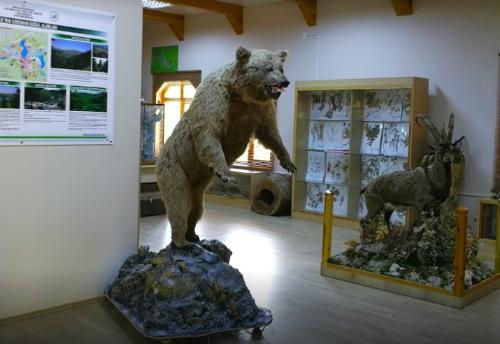 Kovada Gölü Milli Parkı Müzesi
