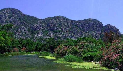 Olimpos Beydağları Sahil Milli Parkı