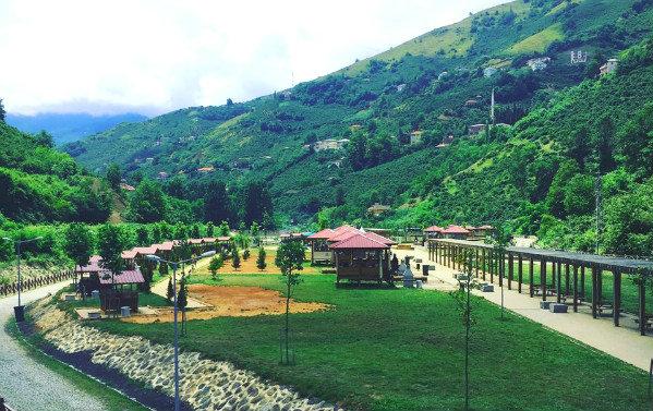 Sera Gölü Tabiat Parkı Günübirlik Kullanım Alanı