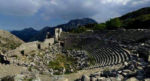 Termessos Amfi Tiyatro