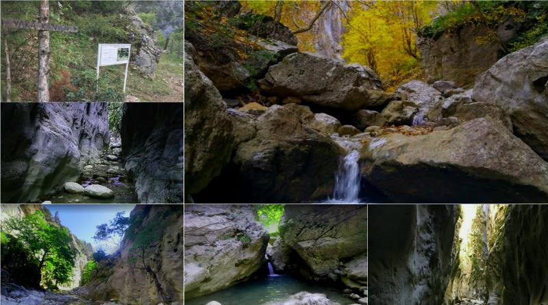 yaka kanyonu