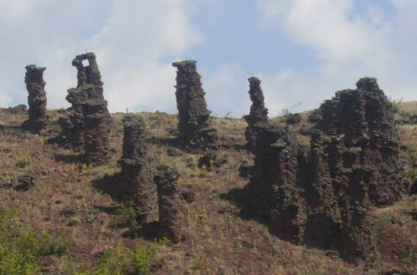 yeşilöz köyü dikmen tepe doğa yürüyüşü