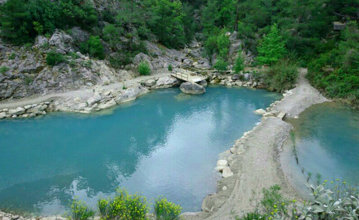 Göynük Kanyonu Antalya