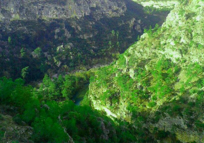 Güver Kanyonu - Antalya
