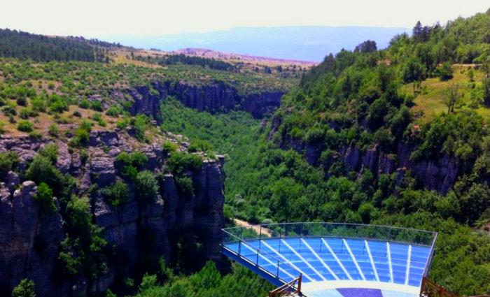 İncekaya Kanyonu - Karabük