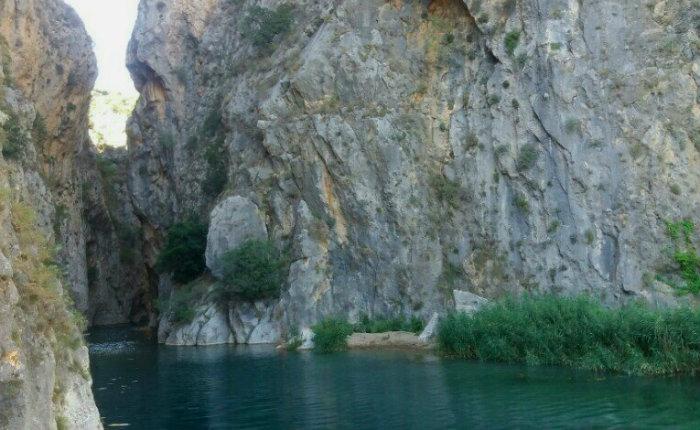 Kapuz Kanyonu - Muğla