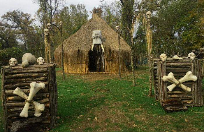 Karacabey Longoz Ormanları (Recep İvedik 6 Filmi için yapılan seti)