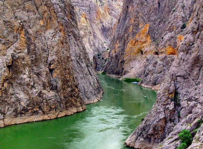Karanlık Kanyon - Erzincan