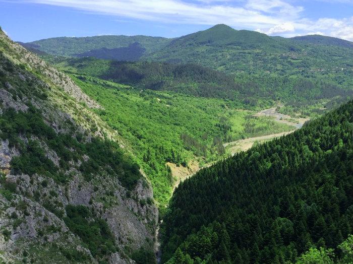 Valla Kanyonu - Kastamonu