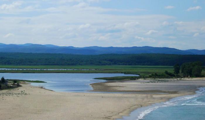 İğneada Longoz Ormanları Milli Parkı (Mert Gölü Longozu)