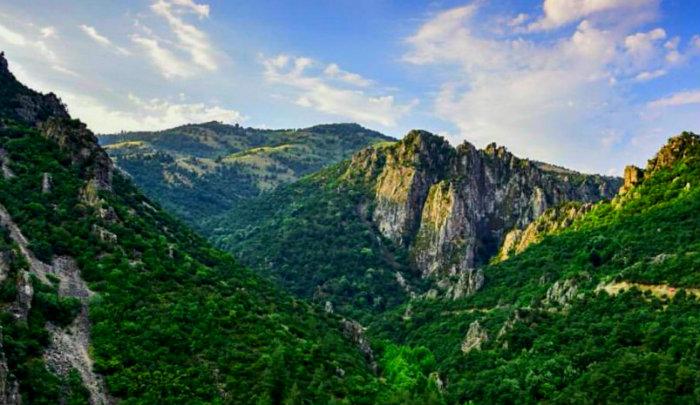 Sadağı Kanyonu - Bursa