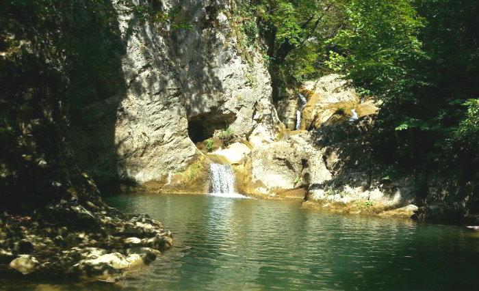 Sansarak Kanyonu - Bursa