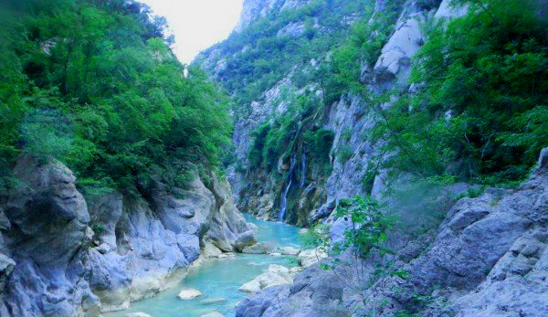Valla Kanyonu-Seyir Terası