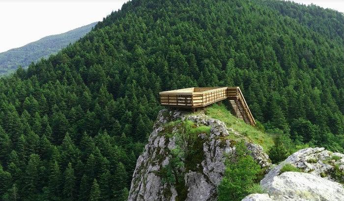 Valla Kanyonu - Seyir Terası