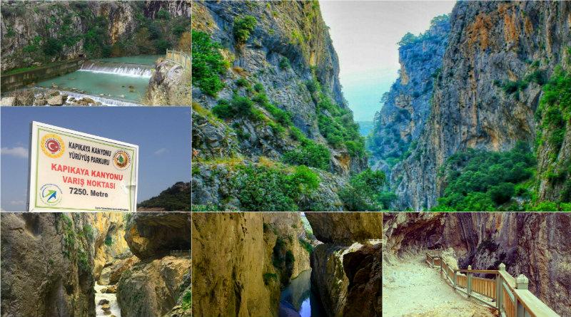 Kapıkaya Kanyonu Gezi Rehberi