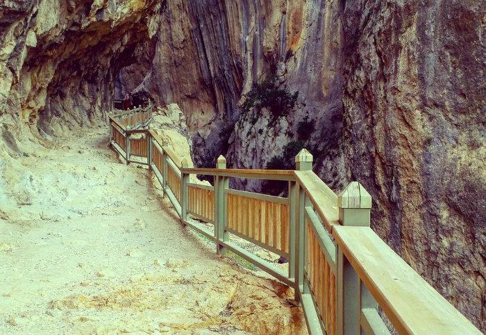 Kapıkaya Kanyonu ( Karaisalı)