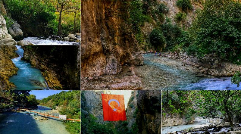 Saklıkent Kanyonu Gezi Rehberi