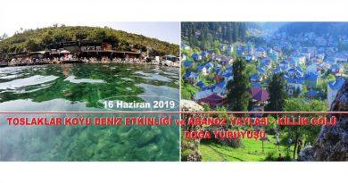 Abanoz Yaylası - Killik Gölü - Kozağacı Yaylası