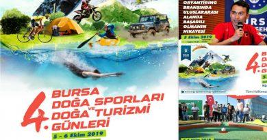 4. Doğa Sporları ve Doğa Turizmi Günleri